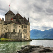 Royalty-Free Stock Photo: Chillon Castle, Switzerland
