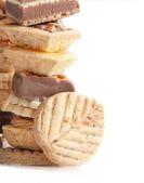 Файл cookie ворс — Стоковое фото