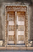 Door in Stone Town, Zanzibar, Tanzania — Stock Photo
