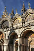 Patriarchal Cathedral Basilica of Saint Mark — Foto Stock