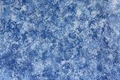 Textil bakgrund från blå tyger — Stockfoto