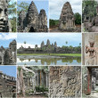 Stock Photo: CambodiAngkor highlights