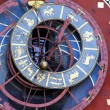 Details of antique clock tower - Zytglogge in Bern, Switzerland — Stok fotoğraf