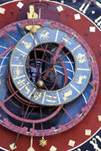 Details of antique clock tower - Zytglogge in Bern, Switzerland — Stock Photo