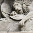 The Lion Monument, Lucerne, Switzerland — Stock Photo #34473627