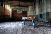 Opuštěné školy — Stock fotografie