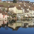 Swiss historical town Eglisau — Stock Photo #41881105