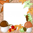 Royalty-Free Stock Immagine Vettoriale: Autumn card