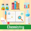 Chemistry — Stock Vector #48403637