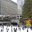 Постер, плакат: Holidays Rockefeller Center
