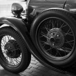 Antique Car — Stock Photo #12305866