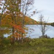 Stock Photo: Autumn Lake View