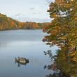 Harriman Lake — Stock Photo