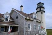 Cape Cod Highland Light — Stock Photo