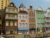 Buildings Atlantic City — Stock Photo