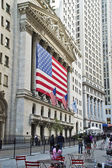 Stock Exchange View — Stock Photo