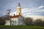 Sandy Hook Lighthouse — Stock Photo