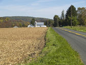 Country Road, Pa. — Stock Photo
