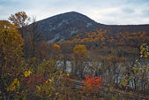 Delaware Water Gap Fall — Stock Photo