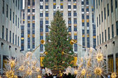 Rockefeller Christmas Tree 2012 — Stock Photo