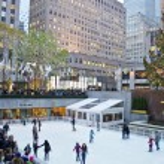 ������, ������: Rockefeller Center Scene