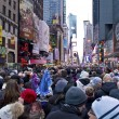 Stock Photo: New Years Eve Times Square