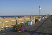 Boardwalk View — Stock Photo
