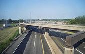 Infrastructure de nj turnpike — Photo