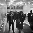 Commuters Grand Central — Stock Photo
