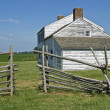 Stock Photo: Old Homestead