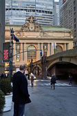 Grand Central Terminal View — Stock Photo