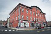 Voorhees Building 1881 — Stock Photo