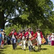 Monmouth Battle Scene 33 — Stock Photo