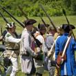Monmouth Battle Scene 25 — Stock Photo