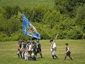 Monmouth Battle Scene 20 — Stock Photo