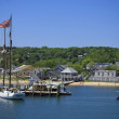 Vineyard Haven Harbor — Stock Photo #24844205