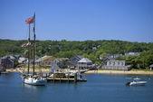 вайнярд хейвен гавань — Стоковое фото