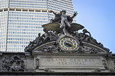 Clock Grand Central Terminal — Stock Photo
