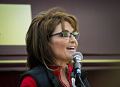 Sarah Palin 8 — Stock Photo