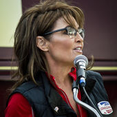Sarah Palin 14 — Stockfoto