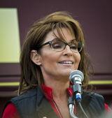 Sarah Palin 11 — Stockfoto
