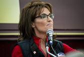 Sarah Palin 7 — Stock Photo