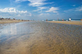 Tidewater Nobska Beach — Stock Photo