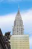 классический вид нью-йорка — Стоковое фото