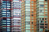 Filas de ventana — Foto de Stock