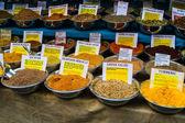 Spice Blends — Stock Photo