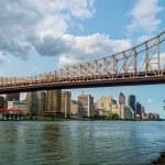 River View 59th St Bridge — Stock Photo #50835095