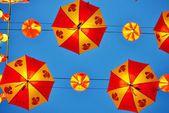 Chinese Lanterns — Stock fotografie