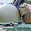 Stock Photo: Army hat