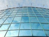 Edificio di vetro — Foto Stock